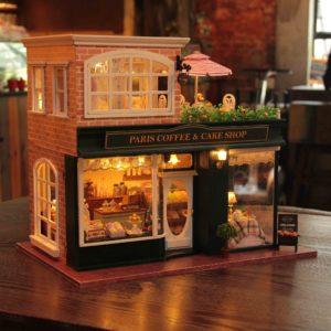 Paris Coffee And Cake Shop
