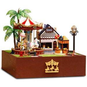Sunshine Garden Carousel