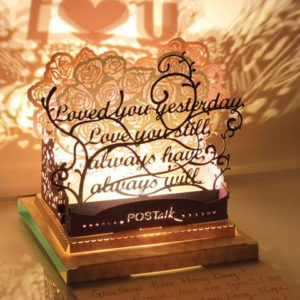 Declaration Of Love Light Model – Postalk