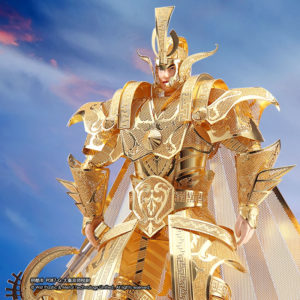 The Colonel Of Qin Empire (Gold) – Piececool