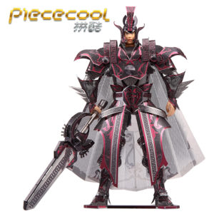 The Colonel Of Qin Empire – Piececool