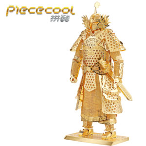 Warrior's Armor – Piececool