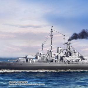 Bismarck Battleship – Piececool