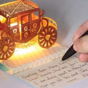 Carriage Light Model