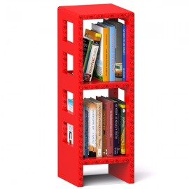 Bookshelf 01-S09 Red