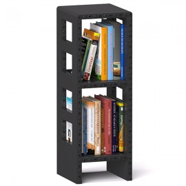 Bookshelf 01-S02 Black