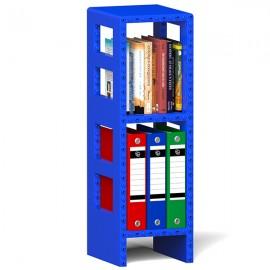 Bookshelf 07-S05 Ocean Blue