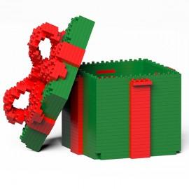 Present Box White 01S