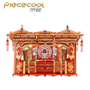 Wedding Bed – Piececool
