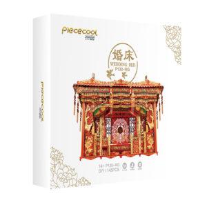 Wedding Bed – Piececool