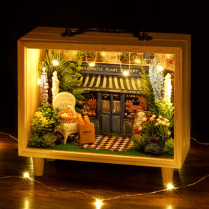 Aromatic Plant Bakery